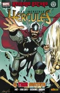 Portada de El Increible Hercules 5: El Thor Sustituto