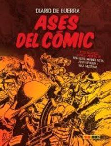 Portada de Diario De Guerra: Ases Del Comic