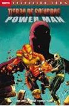 Portada de Tierra De Sombras: Powerman