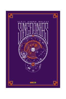 Portada de Sincronias