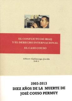 Portada de El Conflicto De Irak Y El Derecho Internacional