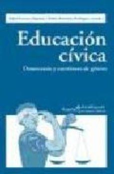 Portada de Educacion Civica: Democracia Y Cuestiones De Genero