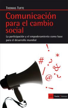 Portada de Comunicacion Para El Cambio Social