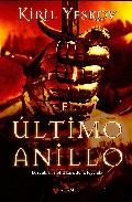 Portada de El Ultimo Anillo (3ª Ed.)
