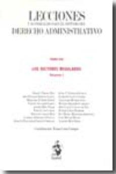 Portada de Lecciones Y Materiales Para El Estudio Del Derecho Administrativo : Los Sectores Regulados
