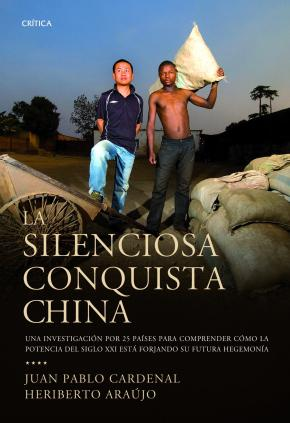 Portada de La Silenciosa Conquista China