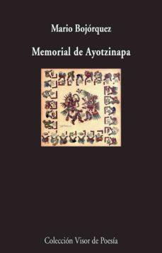Portada de Memorial De Ayotzinapa