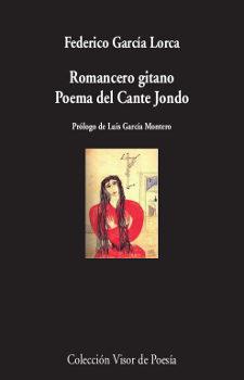 Portada de Romancero Gitano. Poema Del Cante Jondo