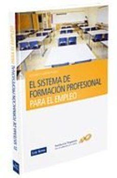 Portada de Sistema De Formacion Profesional Para El Empleo