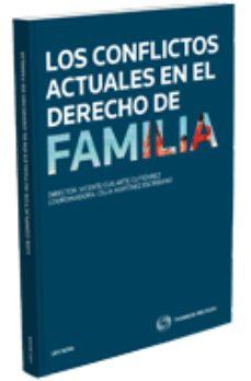 Portada de Los Conflictos Actuales En El Derecho De Familia