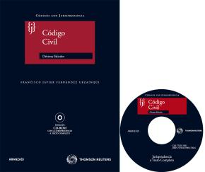 Portada de Codigo Civil (incluye Cd-rom)