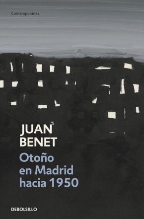 Portada de Otoño En Madrid Hacia 1950