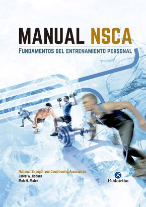 Portada de Manual Nsca. Fundamentos Del Entrenamiento Personal (color) (2ª Ed.)