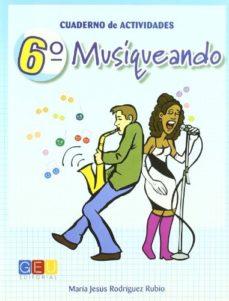 Portada de Musiqueando 6º