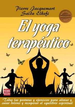 Portada de El Yoga Terapeutico