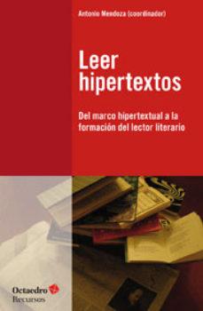 Portada de Leer Hipertextos