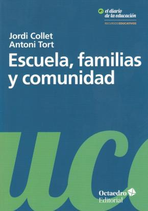 Portada de Escuela, Familias Y Comunidad