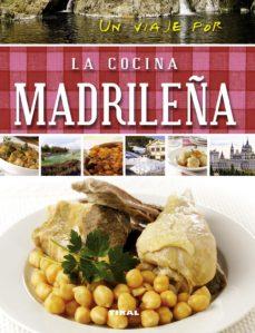 Portada de Un Viaje Por La Cocina Madrileña