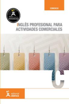 Portada de (i.b.d.) Mf1002_2 – Ingles Profesional Para Actividades Comerciales