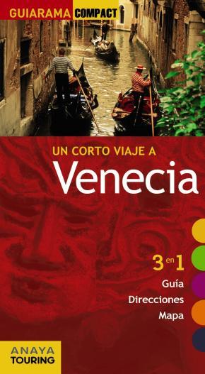 Portada de Venecia (guiarama 2011)