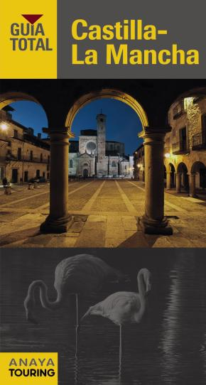 Portada de Castilla-la Mancha 2016 (guia Total)