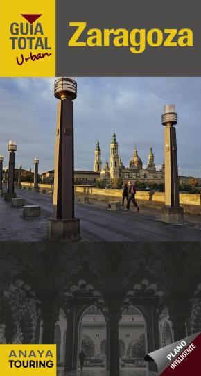 Portada de Zaragoza 2016 (guia Total Urban)
