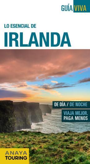 Portada de Lo Esencial De Irlanda 2016 (guia Viva)