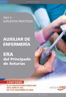 Portada de Auxiliar De Enfermeria Era Del Principado De Asturias. Test Y Sup Uestos Practicos