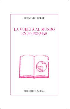 Portada de La Vuelta Al Mundo En 80 Poemas