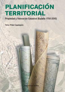 Portada de Planificacion Territorial