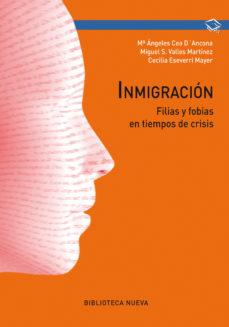Portada de Inmigracion