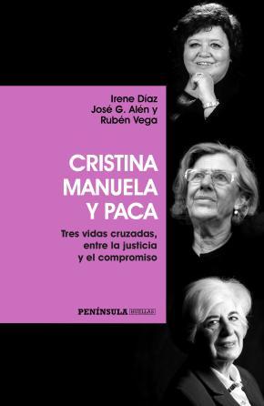 Portada de Cristina, Manuela Y Paca