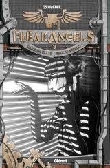 Portada de Freak Angels Nº 3