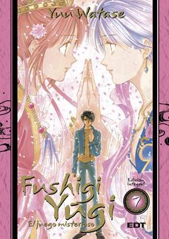 Portada de Fushigi Yugi Integral Nº 7