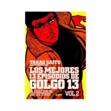 Portada de Golgo 13 Vol. 2 (edicion Cartone)