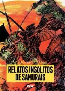 Portada de Relatos Insolitos De Samurais