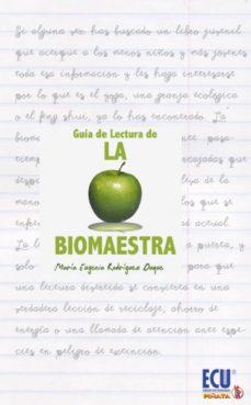Portada de Biomaestra: Guia De Lectura