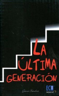 Portada de Ultima Generacion