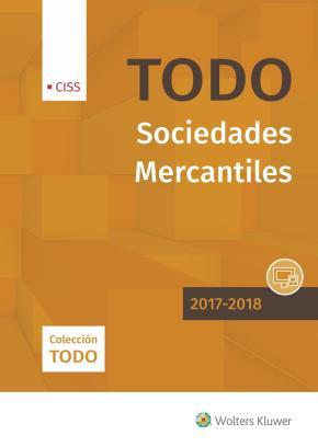 Portada de Todo Sociedades Mercantiles 2017-2018