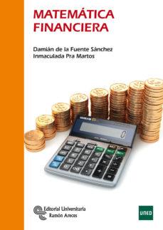 Portada de Matematica Financiera