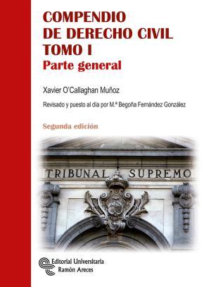 Portada de Compendio De Derecho Civil (tomo I): Parte General (3ª Ed.)
