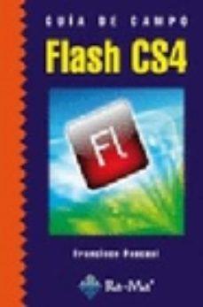 Portada de Guia De Campo Flash Cs4