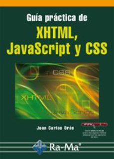 Portada de Guia Practica De Xhtml, Javascript Y Css