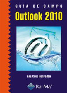 Portada de Guia De Campo Outlook 2010