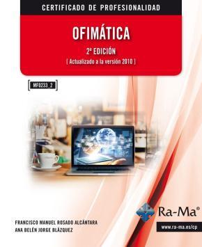 Portada de Ofimatica. 2ª Edicion Mf0233_2