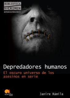 Portada de Depredadores Humanos