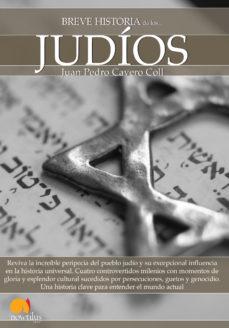 Portada de Breve Historia De Los Judios