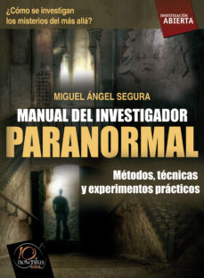 Portada de Manual Del Investigador Paranormal
