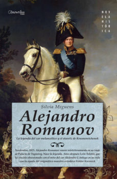 Portada de Alejandro Romanov