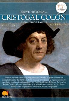Portada de Breve Historia De Cristobal Colon
